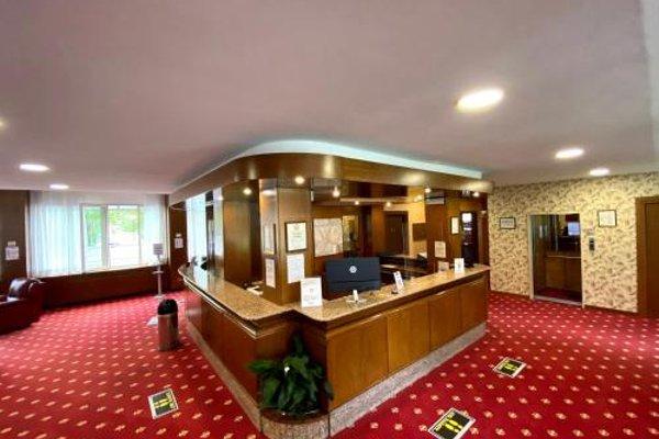 Hotel Embassy - фото 16