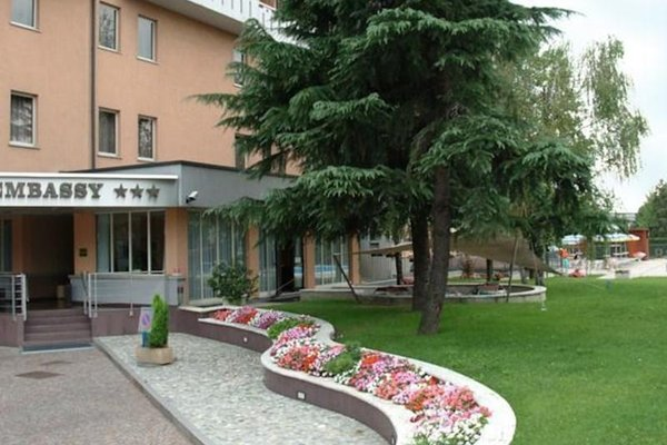 Hotel Embassy - фото 21