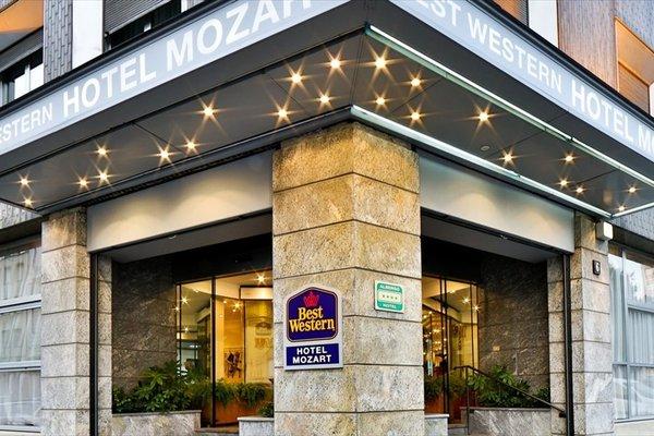 Hotel Mozart - фото 20
