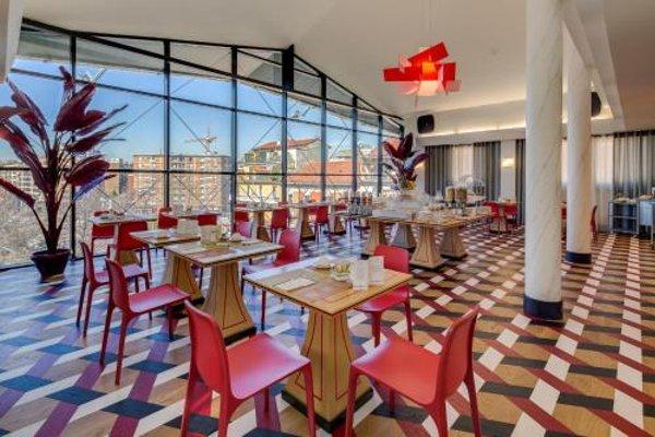 Antares Hotel Rubens - фото 10