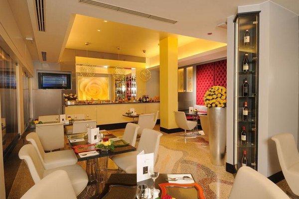 Antares Hotel Rubens - фото 12