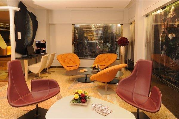 Antares Hotel Rubens - фото 13