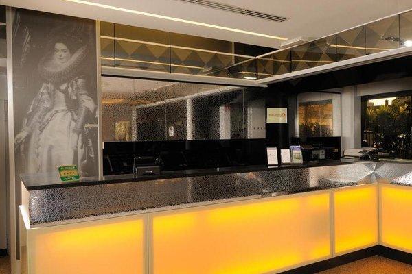 Antares Hotel Rubens - фото 15