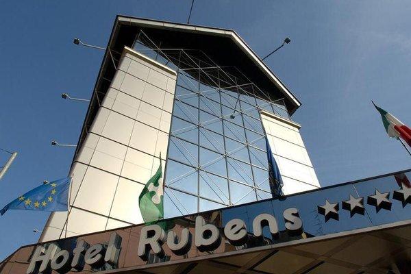 Antares Hotel Rubens - фото 22