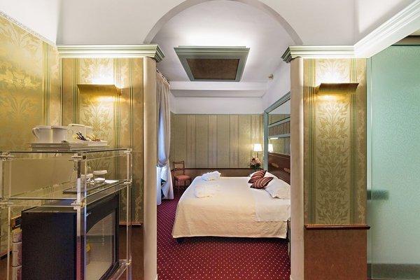 Antares Hotel Rubens - фото 4