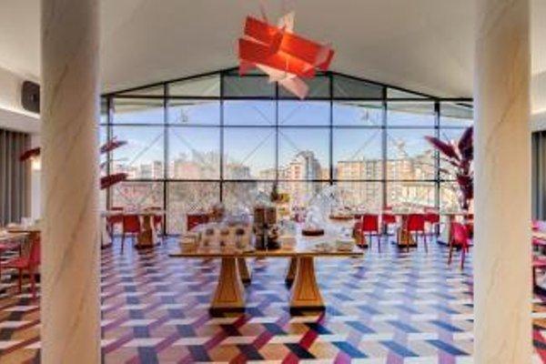 Antares Hotel Rubens - фото 5