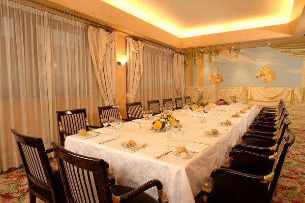 Antares Hotel Rubens - фото 9