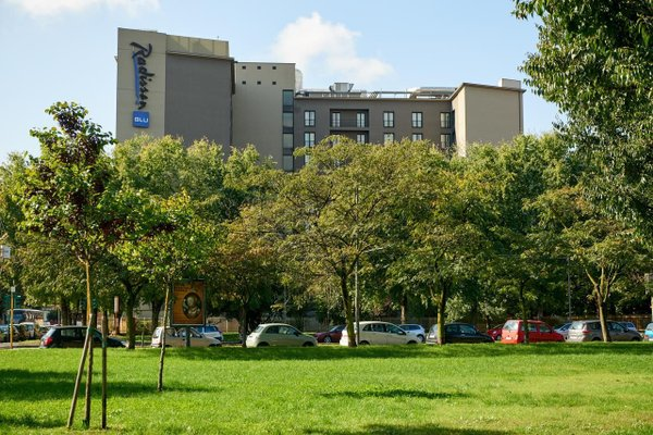 Radisson Blu Hotel (ех. The Chedi) - фото 22