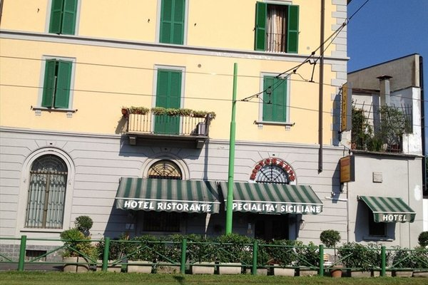 Hotel Sicilia - фото 22