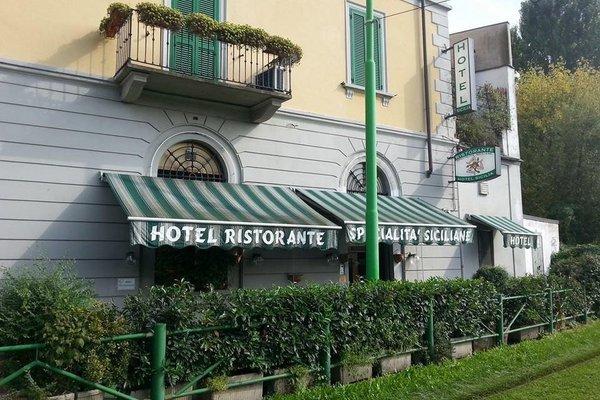 Hotel Sicilia - фото 23