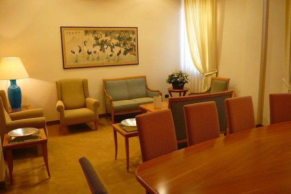 Monica Hotel Fiera - фото 8