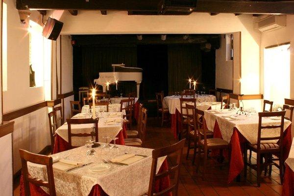 Ca' Bianca Hotel Corte Del Naviglio - фото 12