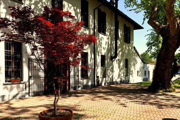 Ca' Bianca Hotel Corte Del Naviglio - фото 22