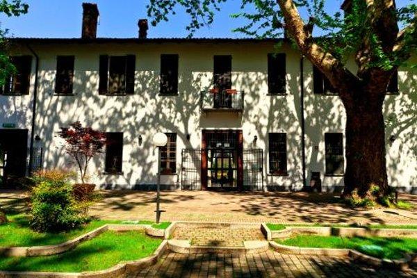 Ca' Bianca Hotel Corte Del Naviglio - фото 23