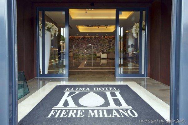 Klima Hotel Milano Fiere - фото 17