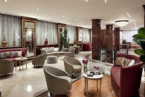UNA Hotel Scandinavia - фото 11
