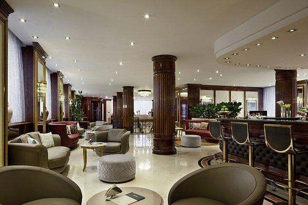 UNA Hotel Scandinavia - фото 12