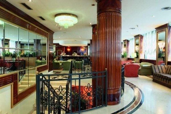 UNA Hotel Scandinavia - фото 14