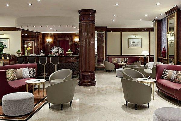 UNA Hotel Scandinavia - фото 15