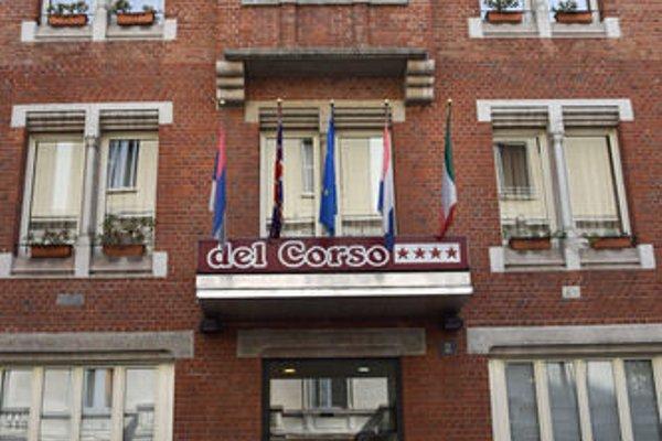 Hotel del Corso - фото 21
