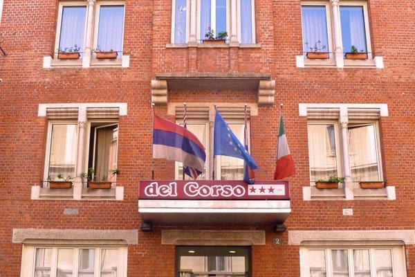 Hotel del Corso - фото 22