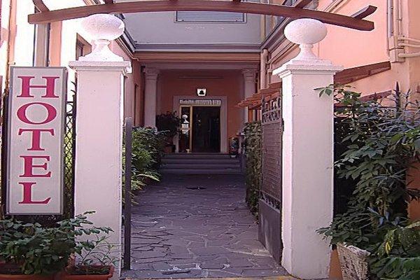 Hotel Mercurio - фото 22