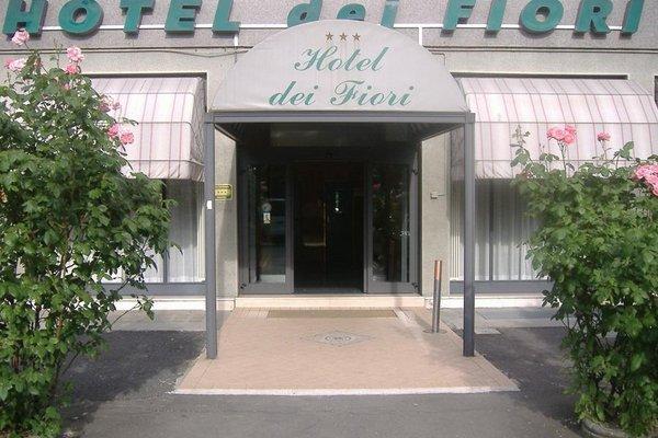 Отель Dei Fiori - фото 21