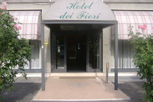 Отель Dei Fiori - фото 22