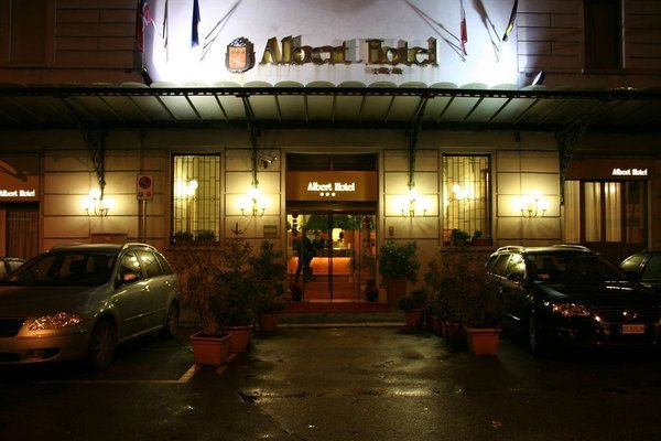 Albert Hotel - фото 19