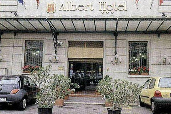 Albert Hotel - фото 21