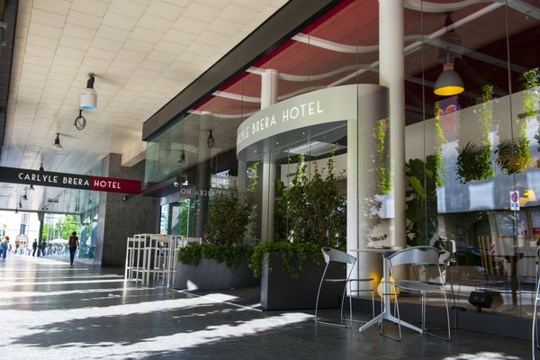 Отель Carlyle Brera - фото 17
