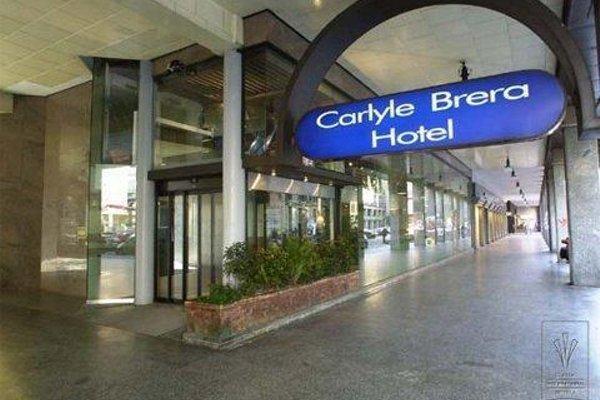 Отель Carlyle Brera - фото 19