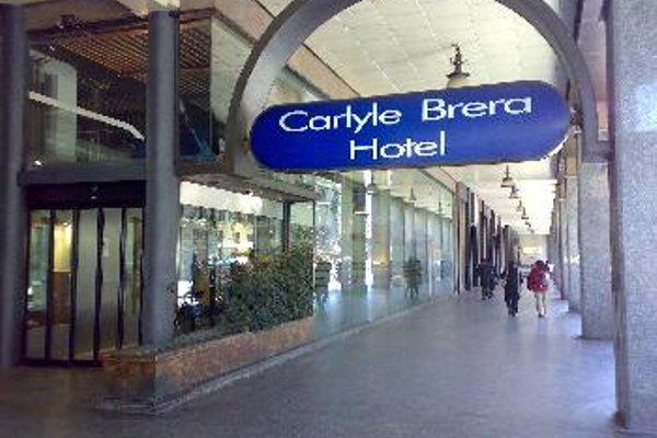 Отель Carlyle Brera - фото 20