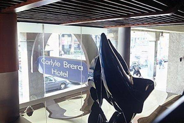 Отель Carlyle Brera - фото 21