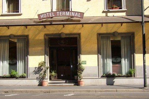 Hotel Terminal - фото 23
