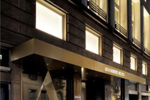 Armani Hotel Milano - фото 22