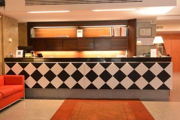Hotel Metro - фото 12