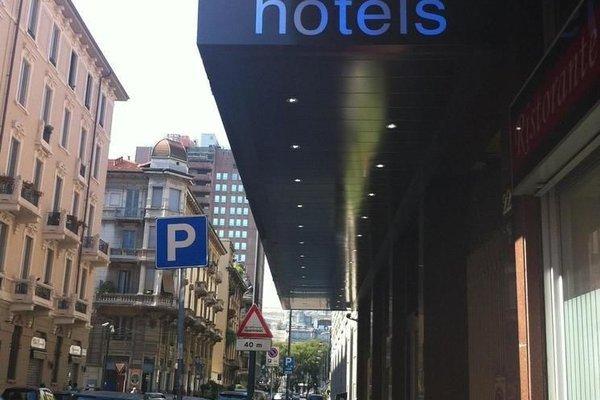 Mokinba Hotels Cristallo - фото 23