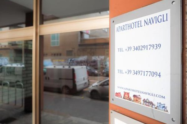 Aparthotel Navigli - фото 21