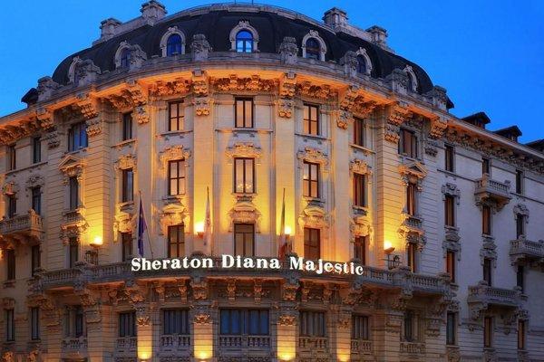 Sheraton Diana Majestic - фото 23
