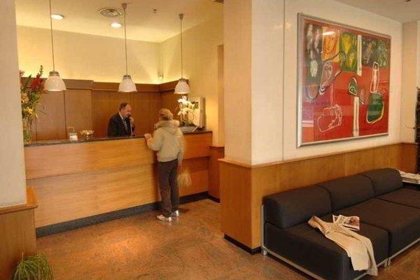 Hotel Bernina - фото 19