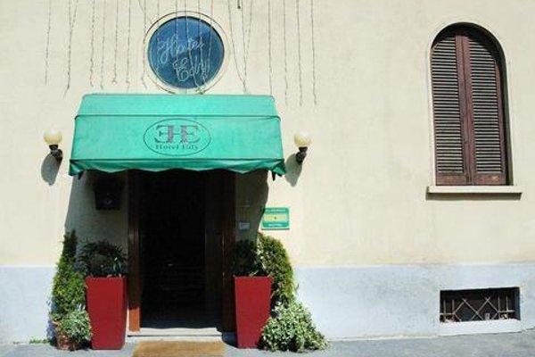 Отель Edy Milano - фото 21