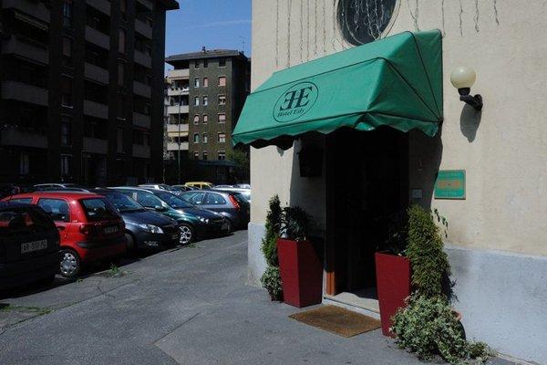 Отель Edy Milano - фото 22