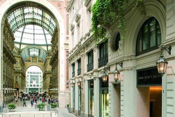 Park Hyatt Milano - фото 16