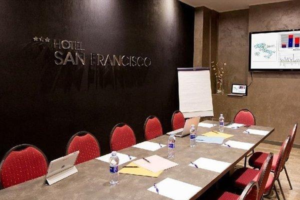 Hotel San Francisco - фото 20