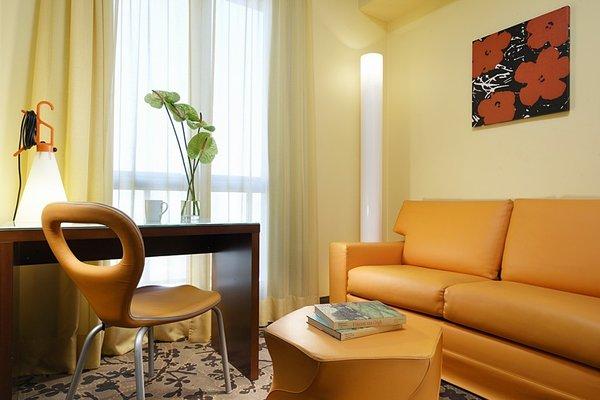 UNA Hotel Mediterraneo - фото 5