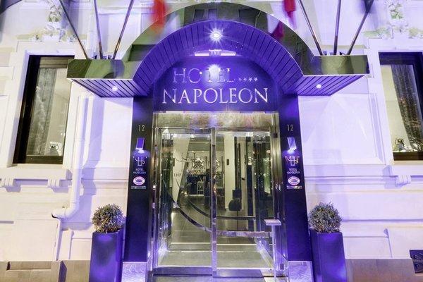 LHP Hotel Napoleon - фото 19