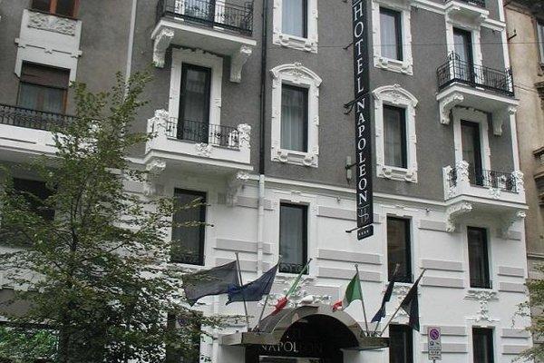 LHP Hotel Napoleon - фото 22