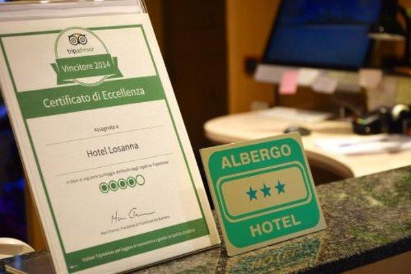 Hotel Losanna - фото 16