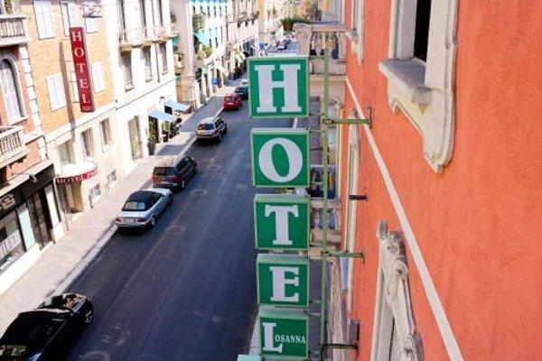 Hotel Losanna - фото 23